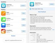 Apple aggiorna TestFlight, ora compatibile con i nuovi iOS, tvOS e watchOS