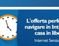 TIM Internet Senza Limiti a 20,90€ al mese, solo per oggi!