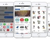 iMessage su iOS 10, non un'app ma una vera piattaforma