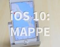 Focus: le novità nell'app Mappe in iOS 10