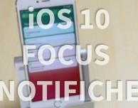 iOS 10: il focus sul centro notifiche e sul centro di controllo