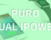 Puro Dual iPower, base di ricarica portatile per iPhone e Apple Watch – VIDEO