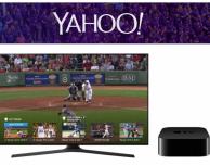 Yahoo Sports disponibile su Apple TV