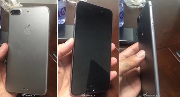 Apparse nuovo foto del presunto iPhone 7