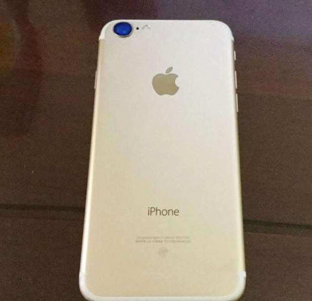 Nuovi disegni industriali confermano design del presunto iPhone 7
