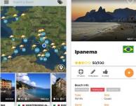 NextBeach, l'app per scoprire le migliori spiagge del mondo