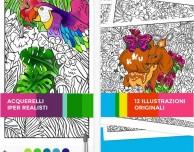 Tayasui Color: un buon libro anti-stress da colorare (anche per i più grandi)