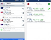 Converti le valute del mondo con XE Currency