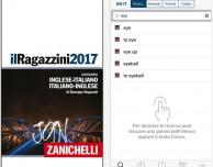 """Zanichelli pubblica """"il Ragazzini 2017"""""""
