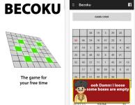Becoku, un  nuovo puzzle game numerico