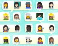 Arrivano nuove emoji dedicate alle donne lavoratrici