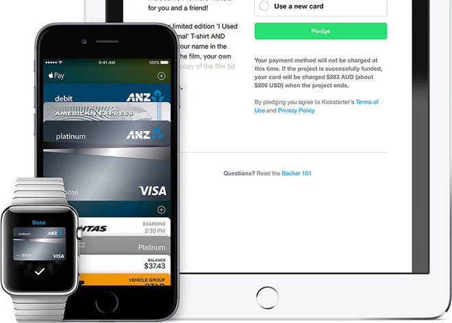 Apple invia una lettera all'antitrust per l'adozione di Apple Pay
