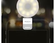 Rock, la luce portatile per i tuoi selfie (e non solo)