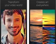 Artisto: video editor gratuito per filtri ed effetti fotografici