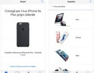 Disponibile la nuova versione di Apple Store