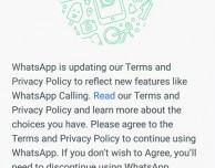 Come impedire a WhatsApp di condividere i nostri dati su Facebook