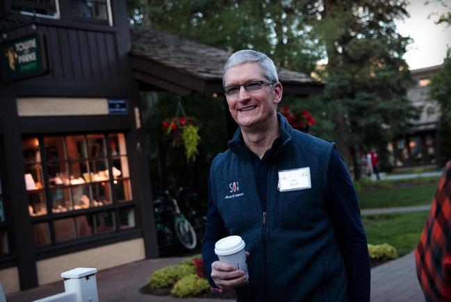 """Tim Cook risponde alla Commissione Europea: """"Apple ha sempre pagato le tasse dovute!"""""""