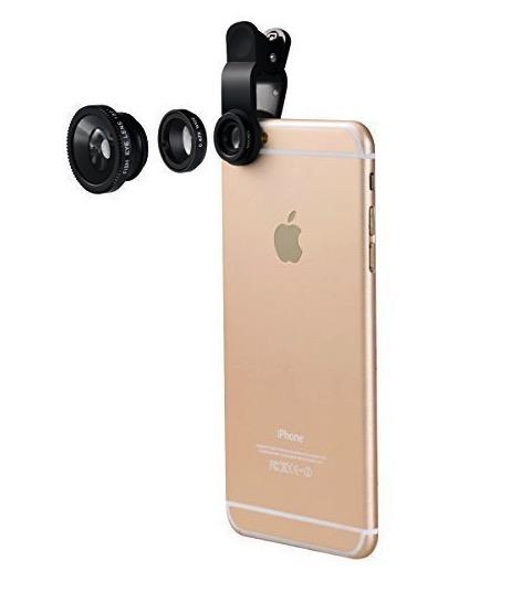 Su Amazon in offerta il visore e le lenti per iPhone di Breett