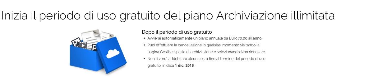 Amazon lancia l'archiviazione Illimitata via cloud con Amazon Drive