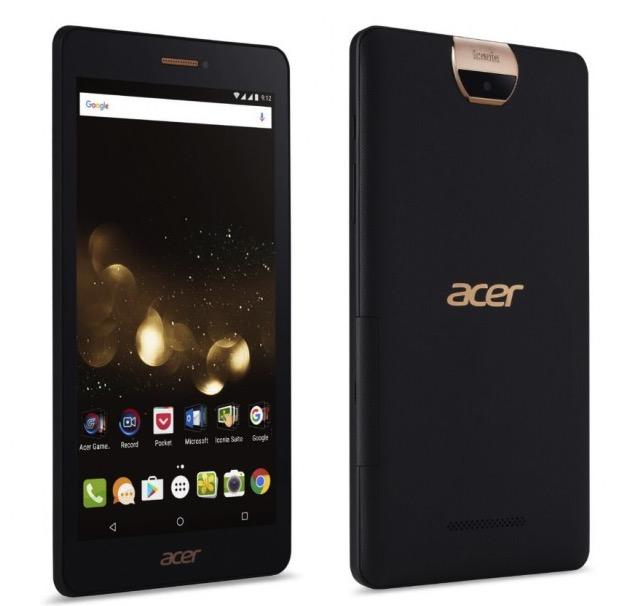 Acer presenta i nuovi smartphone Iconia Talk S e Liquid Z6 – IFA 2016