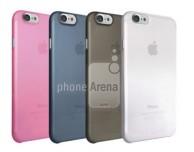 Nuove custodie confermano il presunto design dell'iPhone 7
