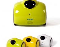 Il Robot Escam che si controlla con l'iPhone