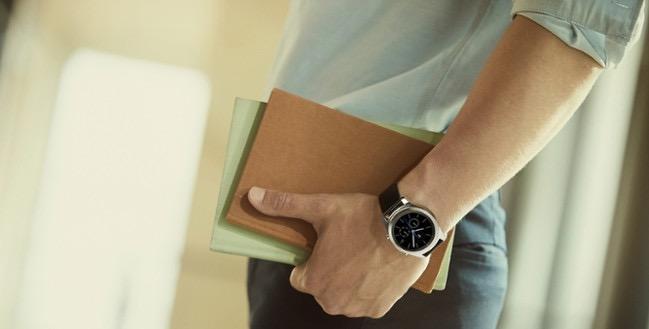 Samsung presenta il Gear S3
