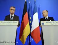 """Francia e Germania si dichiarano contrarie alle app """"crittografate"""""""