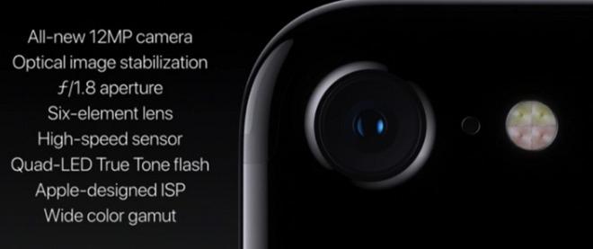 Il display sul nuovo iPhone 7 riprodurrà i colori in modo più fedele