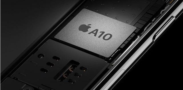 Come funziona il chip A10 Fusion?