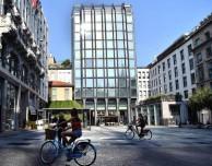 Il nuovo Apple Store a Milano avrà una fontana alta sette metri