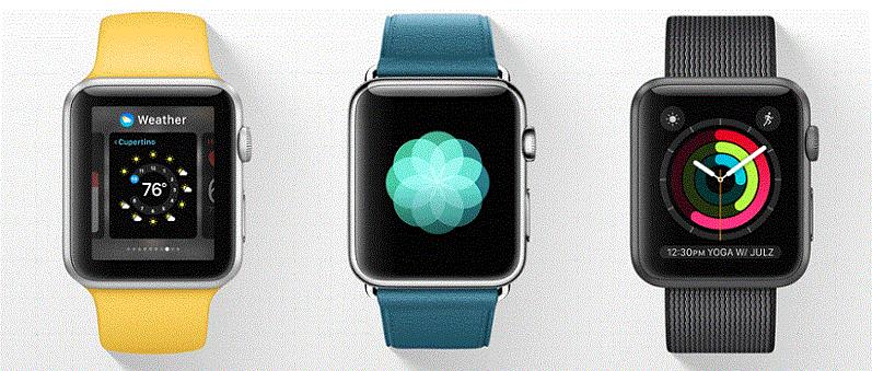 Apple aumenta gli ordini per l'Apple Watch 2