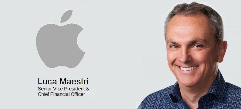 """Il CFO di Apple Luca Maestri: """"Troppa incertezza, così l'Europa sta sbagliando"""""""