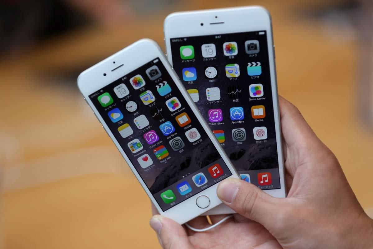 Anche a luglio continua la crescita di iOS