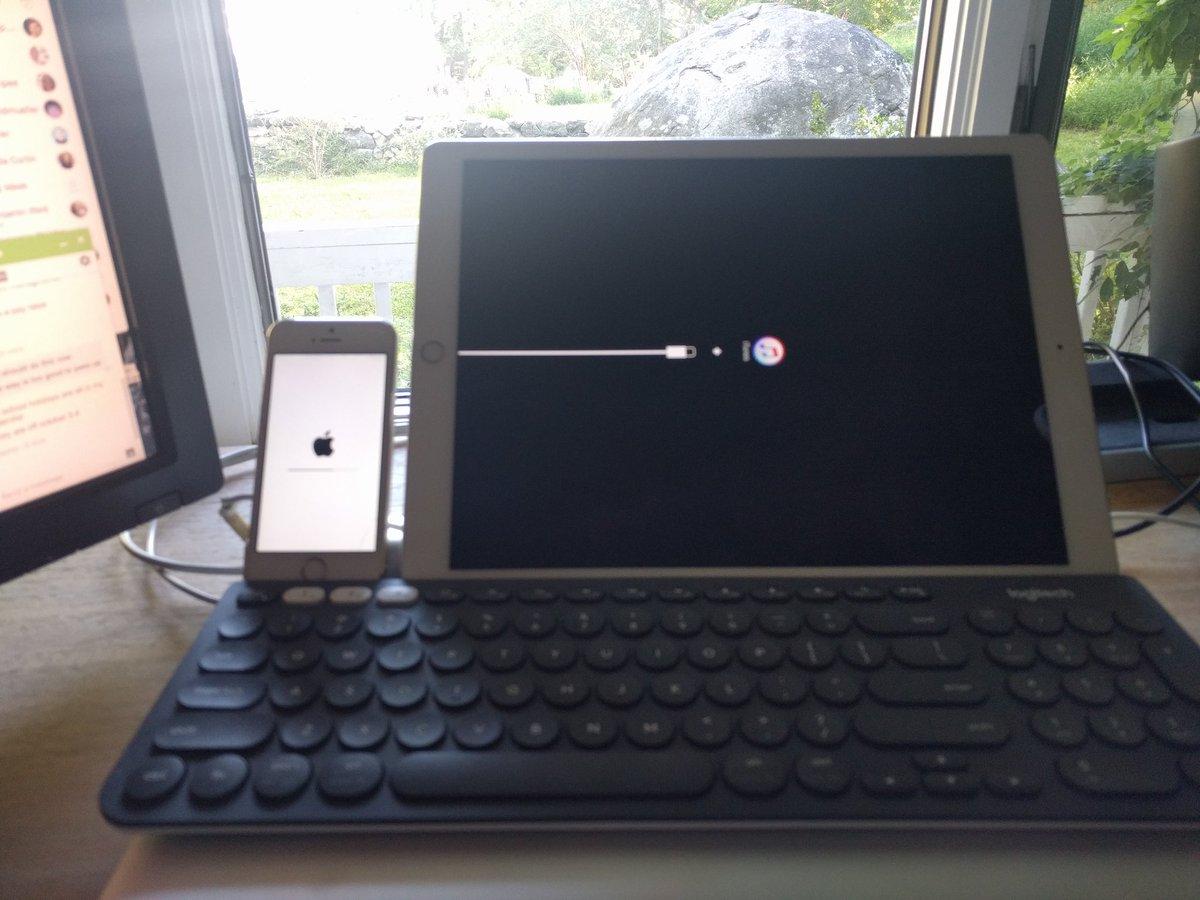 """Molti dispositivi """"brickati"""" dopo l'aggiornamento OTA ad iOS 10"""