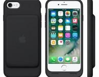La Smart Battery Case per iPhone 7 è più capiente di quella per iPhone 6/6s