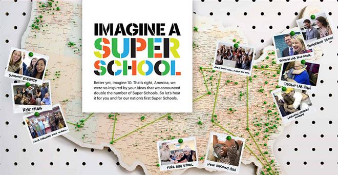 Laurene Powell Jobs dona 100 milioni di $ per reinventare la scuola superiore in USA