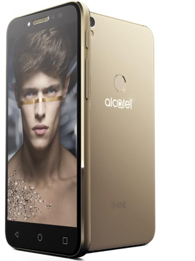Alcatel presenta il nuovo smartphone Shine Lite – IFA 2016
