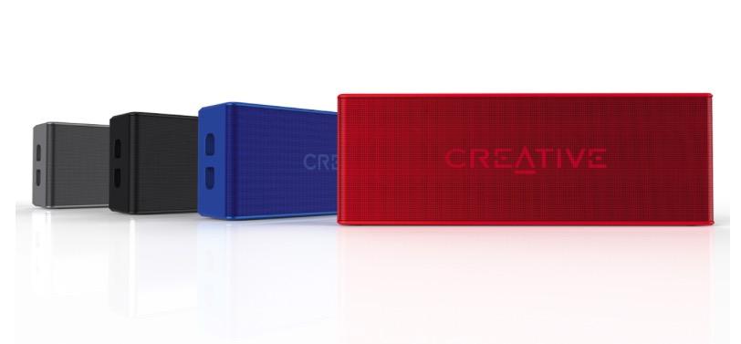 Creative presenta due nuovi speaker wireless impermeabili – IFA 2016