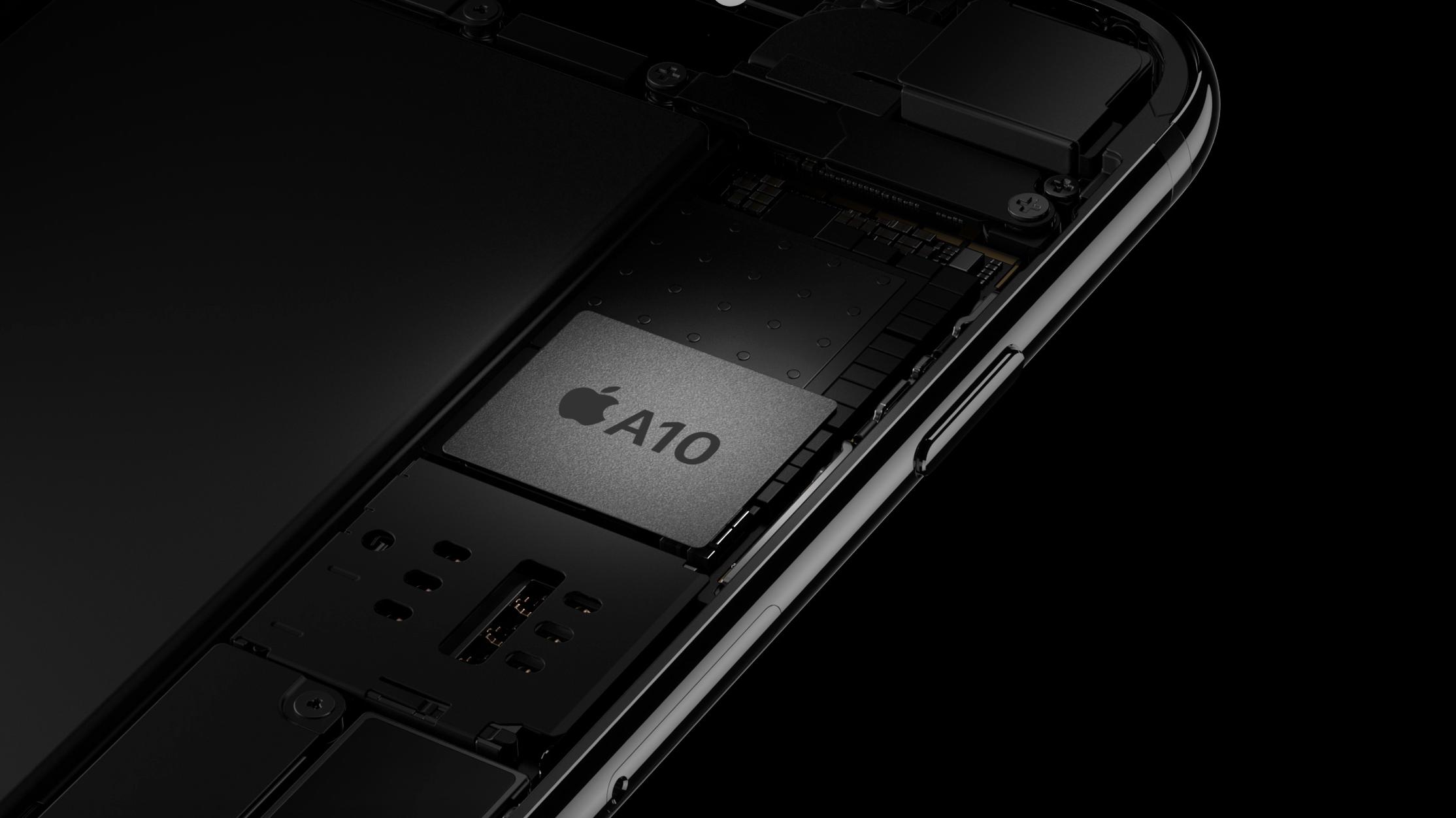 Apple A10 Fusion: mai così potente, il SoC della mela punta alla leadership del settore