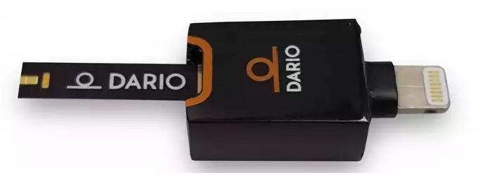 Dario Health: ecco il primo misuratore di glicemia al mondo realizzato per iPhone 7