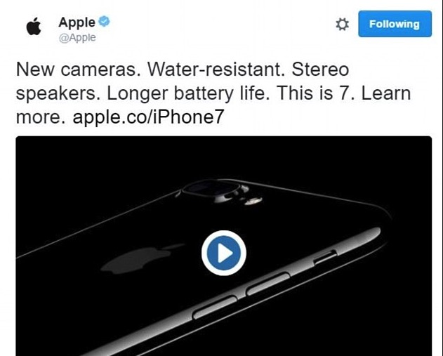 Apple, quel tweet anticipatore e la segretezza che va a rotoli!