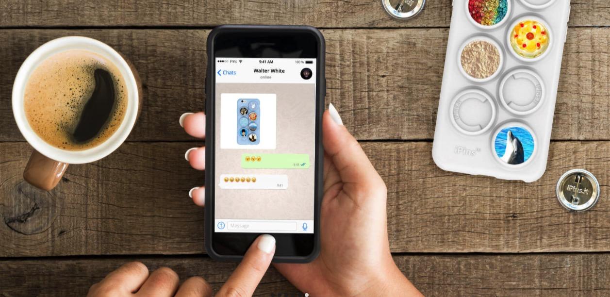 iPinsCover: spillette, personalizzazione e qualità!