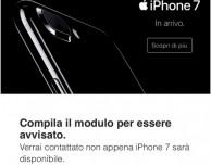iPhone 7 e 7 Plus: poche, pochissime scorte per gli operatori italiani dal day one?