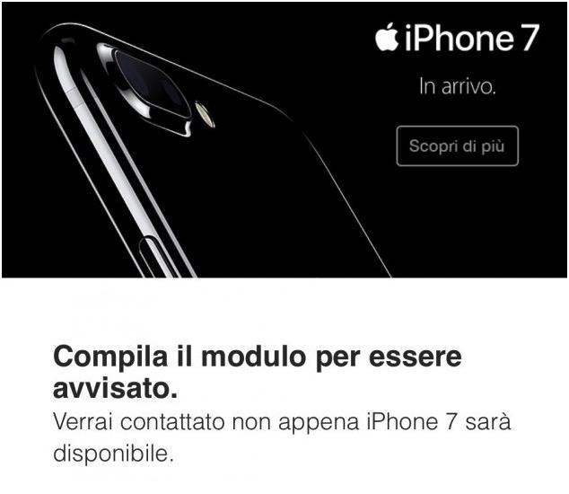 iPhone 7 e 7 Plus: poche, pochissime scorte per gli operatori italiani?