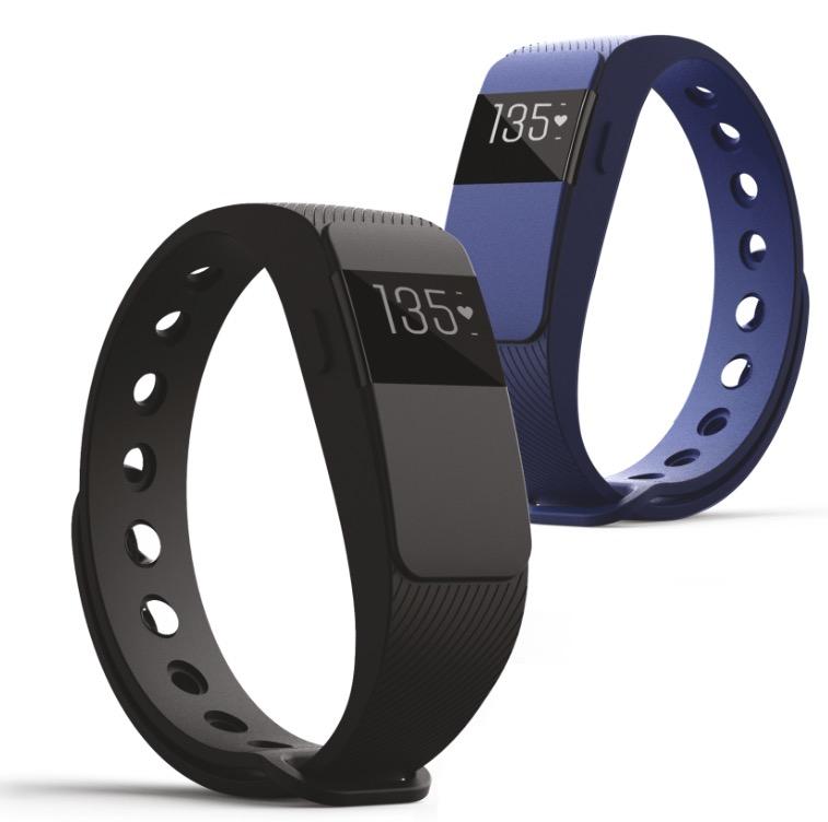 T-FIT, il nuovo bracciale fitness di Techmade