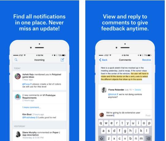 Dropbox Paper è disponibile su App Store