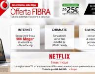 """Vodafone e Infostrada: offerte ADSL con sconto """"per sempre"""" e altre novità"""