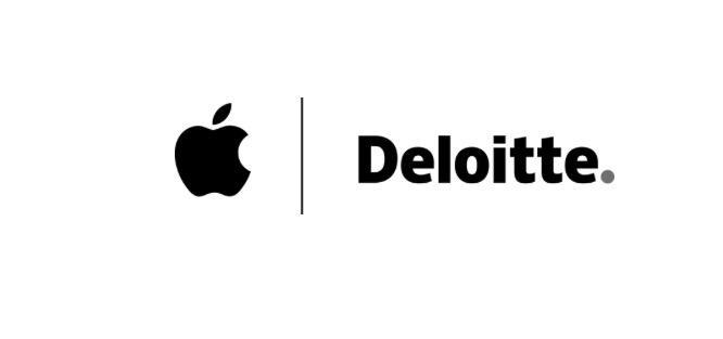 Apple e Deloitte insieme aiutare le aziende a lavorare su iPhone e iPad
