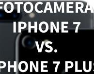 iPhone 7 vs. iPhone 7 Plus: il confronto della fotocamera [VIDEO]
